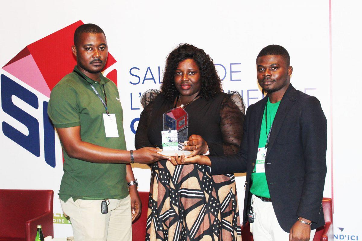BACID SA / SICI 2020 : Prix du Meilleur Projet Immobilier