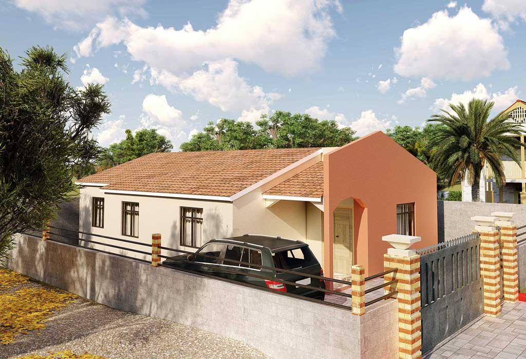 Villa Basse 4 pièces