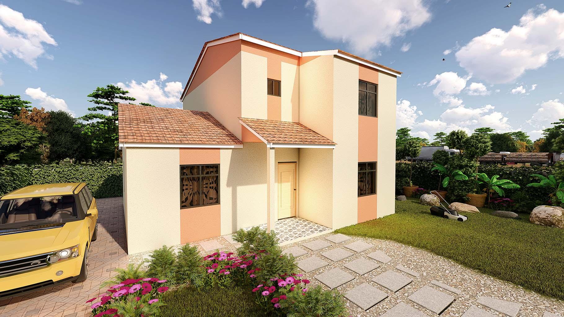 Villa Duplex 4 pièces