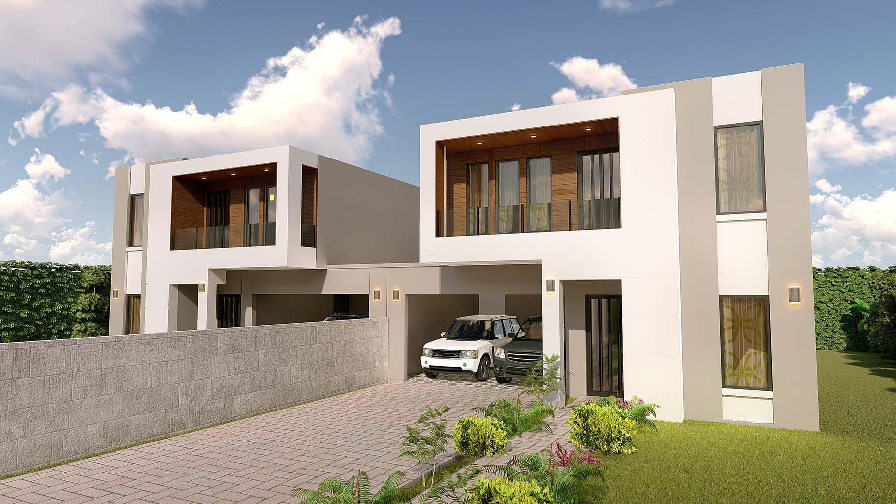 Villa Duplex 5 pièces Jumelée
