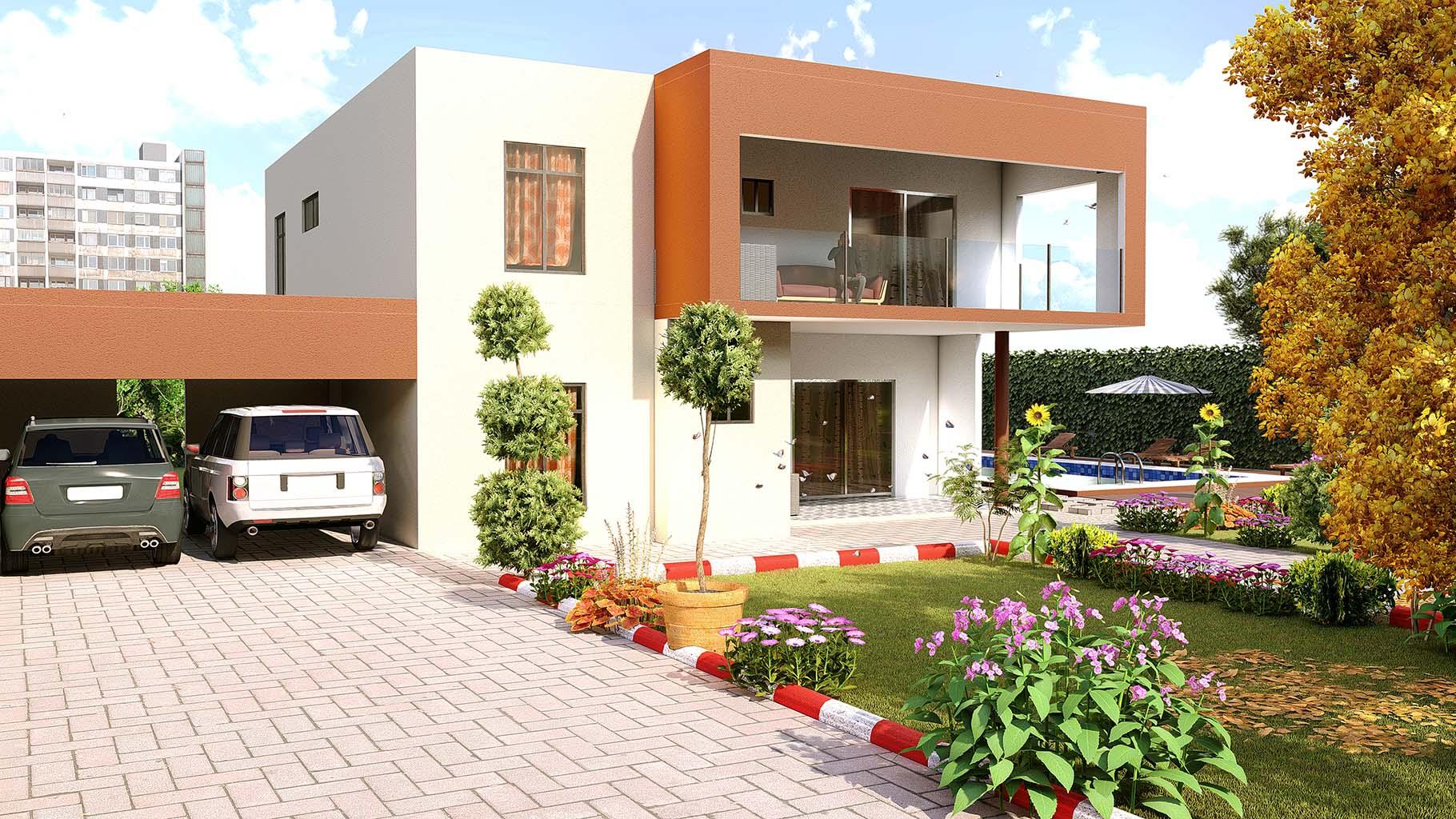 Villa Duplex 6 pièces